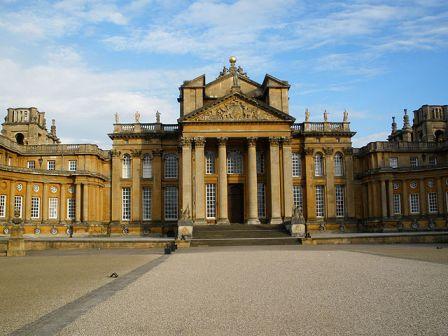 Blenheim Palace, Woodstock, Oxfordshire