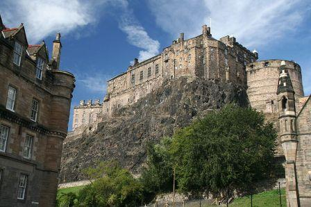 Edinburgh Castle, City of Edinburgh, Scotland