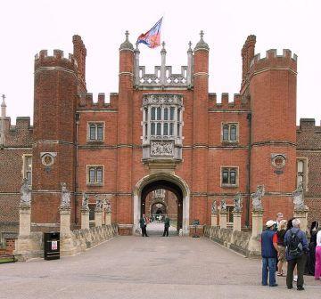 Hampton Court Palace, East Molesey, Surrey
