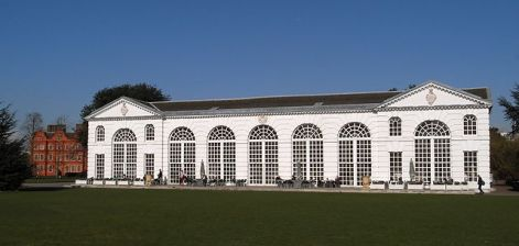 The Orangery, Kew Gardens, Surrey
