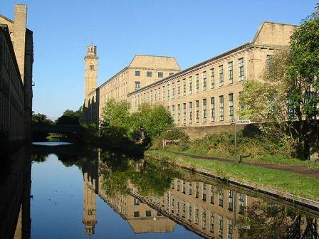 Saltaire, West Yorkshire