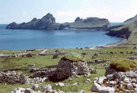 Village Bay, St Kilda, Scotland