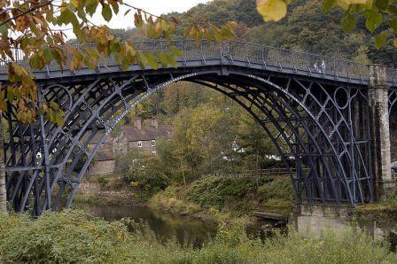 The Iron Bridge, Shropshire