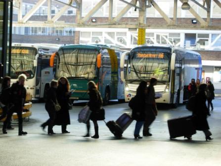 Victoria Coach Station, London