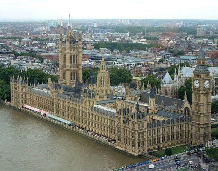 Westminster Palace, Houses of Parliament, London