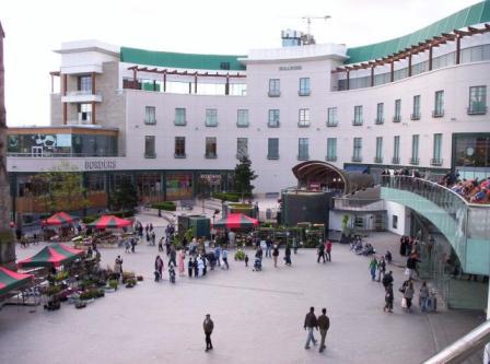 Bullring Shopping Centre Guide Bullring Facilities Parking