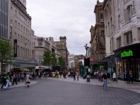 Church Street, City of Liverpool