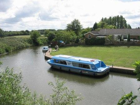 Canal and River Boating, Norfolk Broads