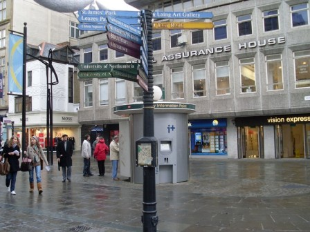Northumberland Street, Newcastle Upon Tyne