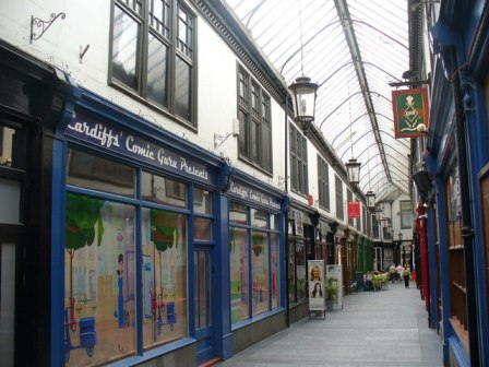 Cardiff Shopping Guide Tips And Advice For Cardiff Shopping