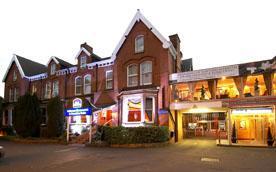 Best Western Willowbank Hotel Manchester Hotels