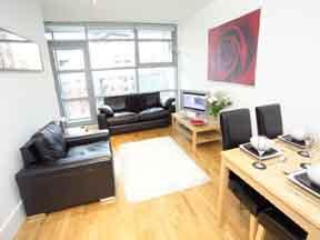 Blue Rainbow Apartments Manchester Central | Manchester ...