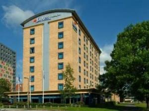 Holiday Inn Express Nottingham City Centre Nottingham Hotels