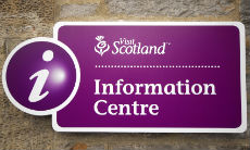 Tourist information Centres in Scotland