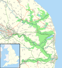 Maps of the Broads in England