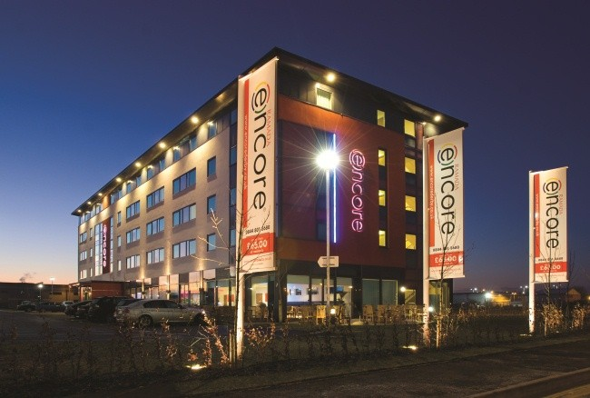 Ramada encore derby hotels in derbyshire for Derby hotels