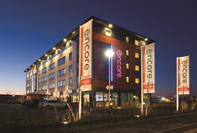Ramada encore derby hotels in derbyshire for Derby hotels