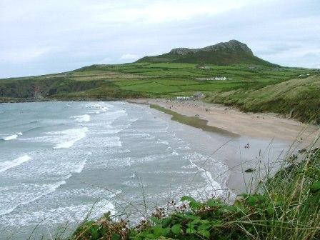 Whitesands Bay, Pembrokeshire Coast National Park, Wales