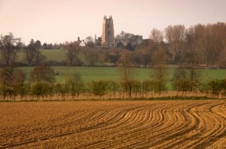 Stoke by Nayland Church, Dedham Vale AONB, Suffolk