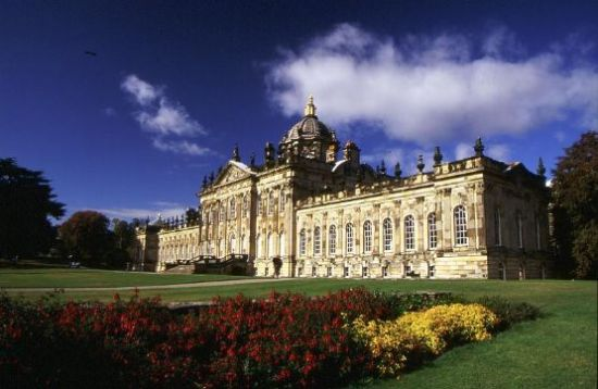 Castle Howard, Howardian Hills AONB, England